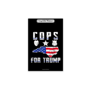 North Carolina Cops for Trump, Journal Book