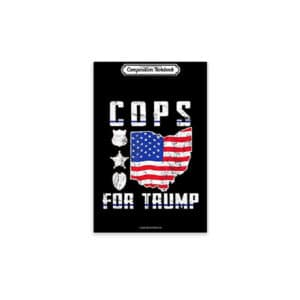 Ohio Cops for Trump, Journal Notebook