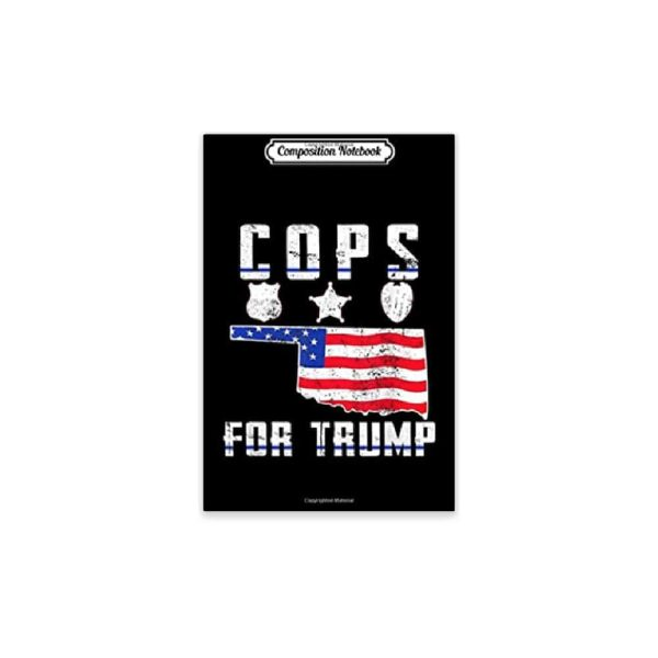 Oklahoma Cops for Trump, Journal Notebook