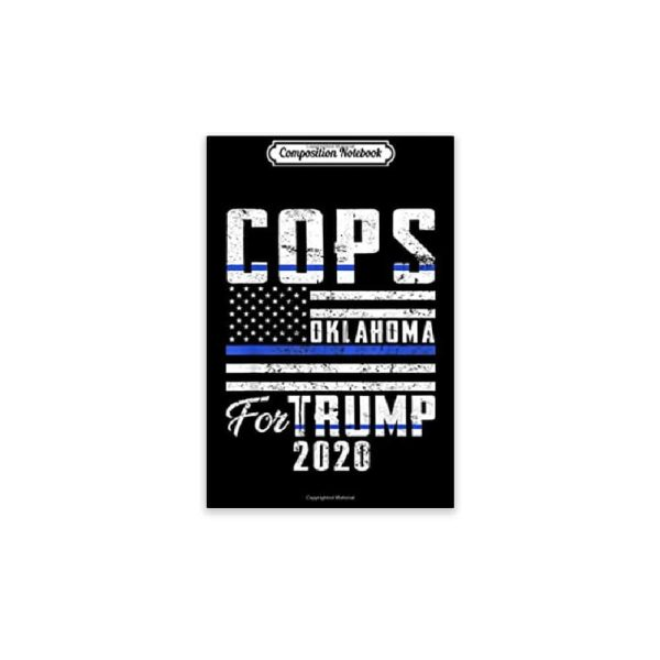 Oklahoma Cops for Trump, 2020 Journal