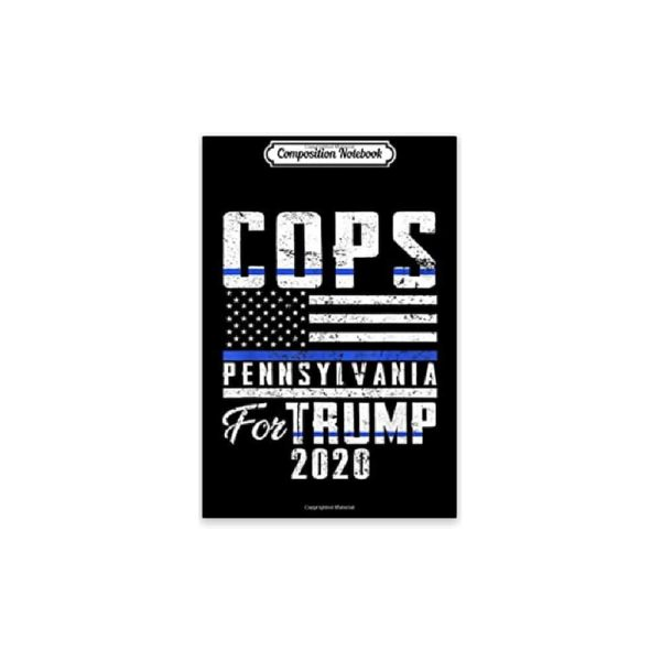 Pennsylvania Cops for Trump, 2020 Journal