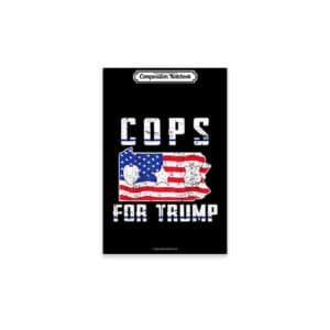 Pennsylvania Cops for Trump, Journal Notebook