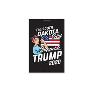 This South Dakota Girl Supports Trump, 2020 Journal
