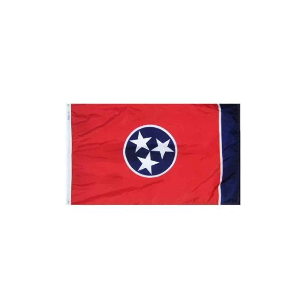 Tennessee State Flag, 3x5ft Made in USA