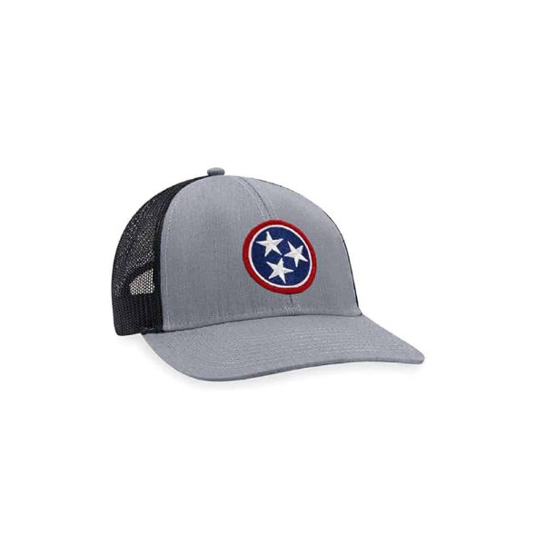 Tennessee State Flag, Trucker Baseball Cap
