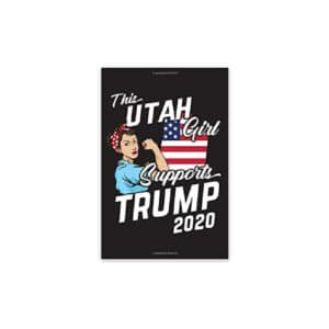 This Utah Girl Supports Trump, 2020 Journal