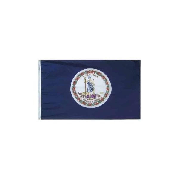 Virginia State Flag, 3x5ft Nylon