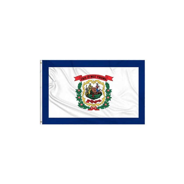 West Virginia State Flag, 3x5ft Polyester