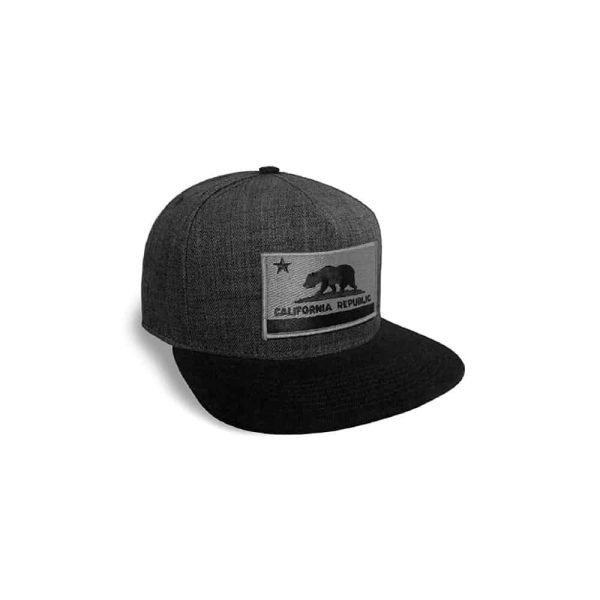 668 California State Flag Baseball Cap