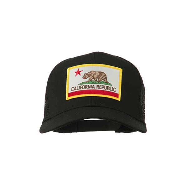 670 California State Flag Baseball Cap