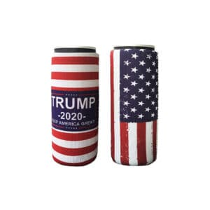780 Donald Trump USA Beer Can Sleeves