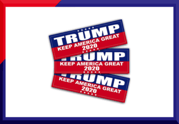 Buy Donald Trump Bumper Stickers