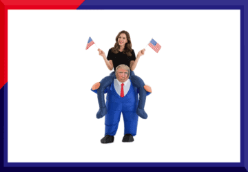 Buy Donald Trump Fancy Dress Outfits & Accessories