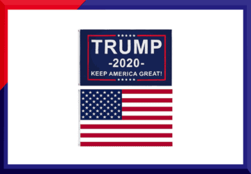 Buy Donald Trump Supporters Flags