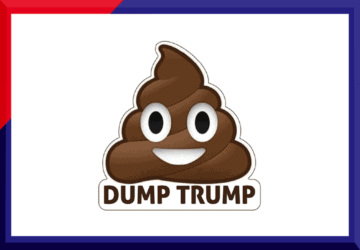 Buy Dump Trump and Anti-Trump Merchandise