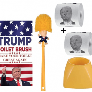 101_new Donald Trump Toilet Brush