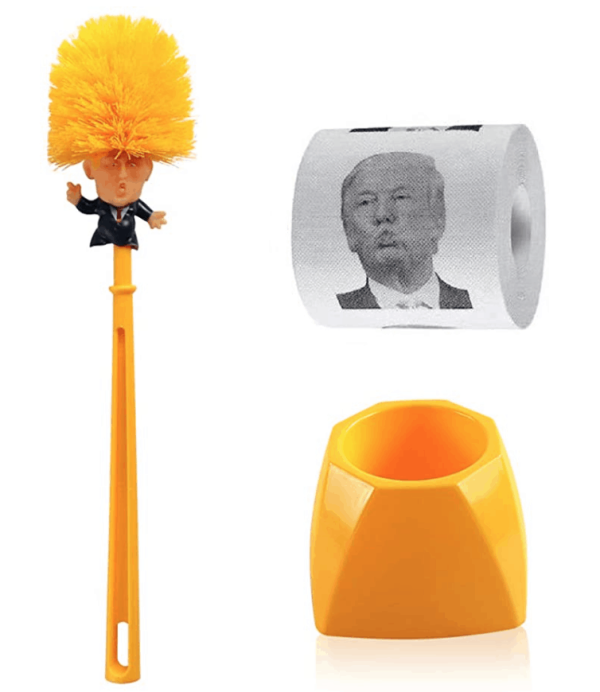 768_1 Donald Trump Toilet Bowl Cleaner