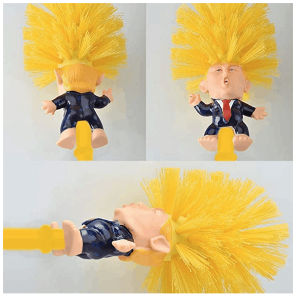 774_3 Donald Trump Toilet Brush