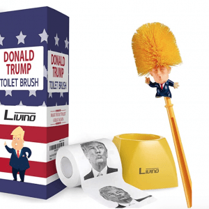 95_new Donald Trump Toilet Brush